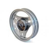 Диск колеса Suzuki Sepia/Address передний, бараб. торм.