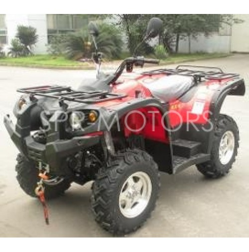 Квадроцикл (ATV) SPR SP600E