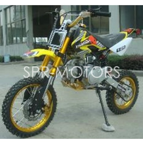 Кроссовый мотоцикл SPR SPDB-125D