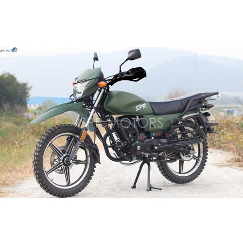 Кроссовый мотоцикл SPR CrossRoad-200