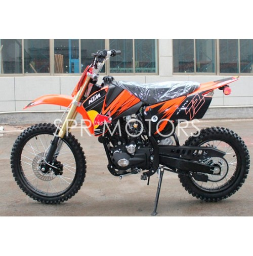 Кроссовый мотоцикл SPR SPDB-250C