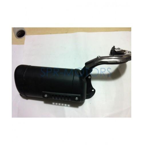Глушитель Honda Lead AF20/HF05