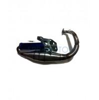 Глушитель тюнинговый с резонатором Honda Dio AF27-28