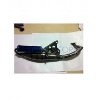 Глушитель тюнинговый с резонатором Suzuki Sepia