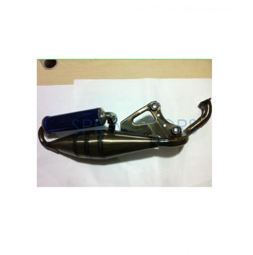 Глушитель тюнинговый с резонатором Honda Dio AF34-35