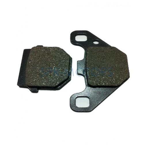 Колодки тормозные дисковые Suzuki Address/Sepia/Let's