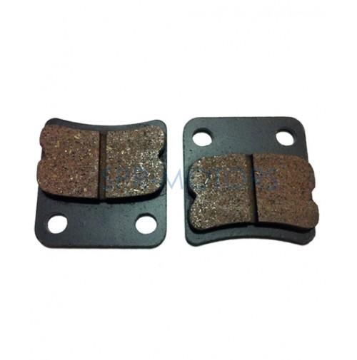 Колодки тормозные дисковые Honda Dio/Tact/Pal