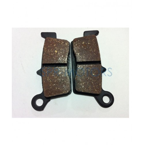 Колодки тормозные дисковые Honda Lead AF20/HF05