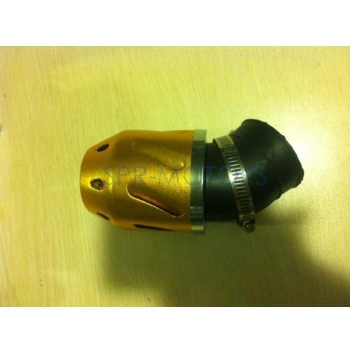 Воздушный фильтр нулевого сопротивления для мопеда/мотоцикла (Тайвань) прямой патрубок