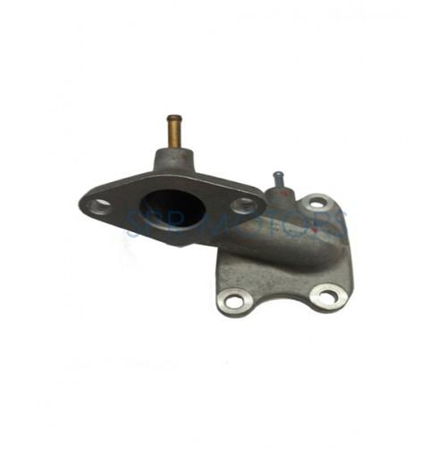 Патрубок карбюратора метал. Honda Dio AF18-28/Tact AF24-31