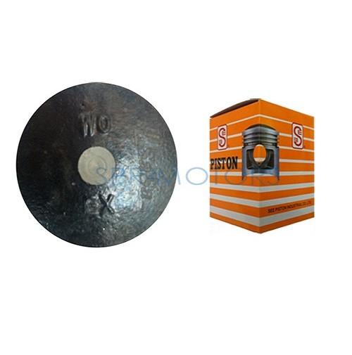 Поршень+кольца 2-такт GS50 41мм (+0,25) SEE