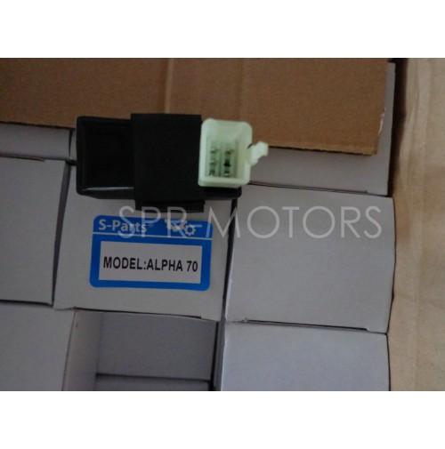Блок зажигания (коммутатор) CDI Alpha 70cc