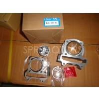ЦПГ (цилиндр, поршень, кольца, палец, прокладки) GY6-80 (47мм)