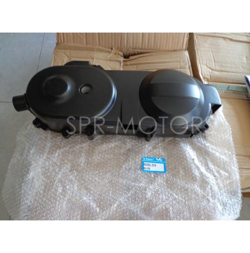 Крышка двигателя (вариаторная часть) GY6-50/60/80 (400мм)