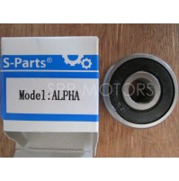 Подшипник колеса переднего Alpha