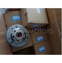 Муфта вариатора (сцепление) в сборе с ведомым шкивом Honda Dio AF18-28/Tact AF24-31