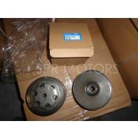 Муфта вариатора (сцепление) в сборе (с колпаком) GY6-50/60/80