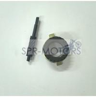 Шестерни привода спидометра Honda Dio AF18-28/Tact AF24-31 (комплект, пара) метал.