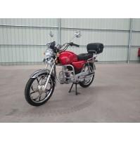 Мотоцикл (мопед) SPR Alpha