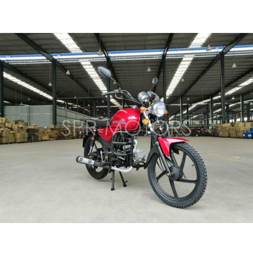 Мотоцикл (мопед) SPR Alpha-2