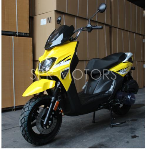Скутер SPR Zoom-8